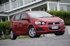 Holden Barina T300. Photo / Supplied