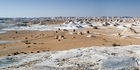 View: Egypt's White Desert