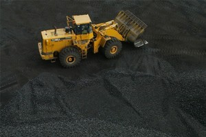 Solid Energy's new coal mine on the West Coast will employ up to 150 people, it says. Photo / Greg Bowker