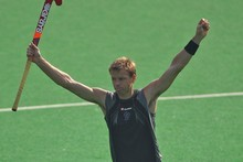 Dean Couzins will captain the Black Sticks. Photo / Getty Images