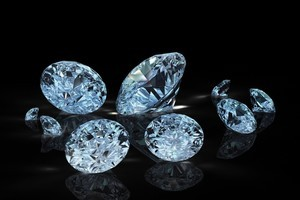 The descendants of Ernest Oppenheimer, the swashbuckling diamond trader who wrested control of De Beers in 1927, have sold their remaining 40 per cent stake in the world's biggest diamond producer to Anglo America. Photo / Thinkstock
