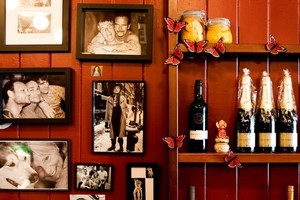 Ella Cafe & Lounge in Ponsonby is cosy, comfortable, low key with reliable food. Photo / Babiche Martens