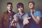 Foster the People are here to bring summer cheer. Photo / Supplied