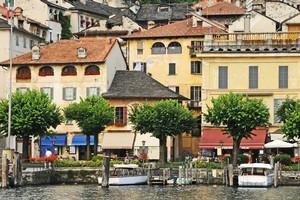 Lake Orta, northern Italy. Photo / Liz Light