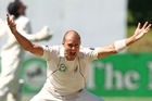 Chris Martin claimed 18 Test wickets for the Black Caps during the award period. Photo / Getty Images