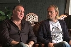 Portishead's Geoff Barrow and Adrian Utley sat down to chat with nzherald.co.nz's Chris Schulz before their Auckland show.