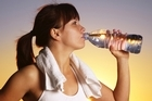 Drink before you feel thirsty. Listen to your body's signals and drink as soon as possible if you feel thirsty. Photo / Thinkstock