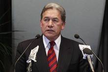 Winston Peters. Photo / Steven McNicholl