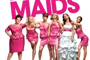Bridesmaids is out now on Blu-ray and DVD. Photo / Supplied