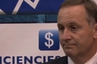 """Prime Minister John Key says he is """"not bothered"""" about the taped conversation between himself and John Banks but is """"very bothered"""" by the way the tape was recorded and dealt with thereafter. Key says he will lay a complaint to the police to investigate the situation further."""