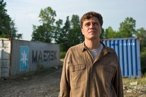 Critics have hailed Take Shelter, starring Michael Shannon, as a masterpiece of the recession and economic crisis. Photo / AP
