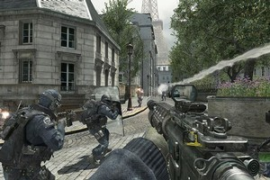 Call of Duty: Modern Warfare 3. Photo / AP