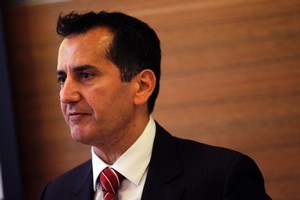 Westpac New Zealand's chief executive George Frazis. Photo / Dean Purcell