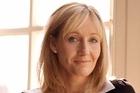British author JK Rowling felt like a prisoner when Harry Potter shot to fame. Photo / Supplied