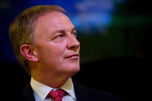 Phil Goff has said he won't rule out talking to NZ First. Photo / Dean Purcell