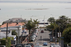 St Heliers Bay typifies the prosperous part of the electorate. Photo / Paul Estcourt