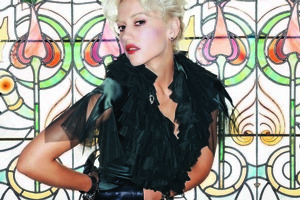 Gwen Stefani has launched a Harajuku Mini collection in Target stores in the US. Photo / Universal
