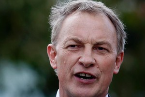 Phil Goff should align himself more with business. Photo / Christine Cornege