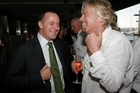 John Key chatted with celebrities such as Sir Richard Branson on his radio show in September. File photo / Herald on Sunday