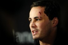 Zac Guildford will need strength to face his demons. Photo / Sarah Ivey