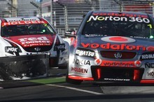 The V8s cost an extra $30.4 million. Photo / Alan Gibson