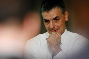 Infratil CEO Marko Bogoievski. File photo / Greg Bowker