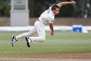 Players like Doug Bracewell could threaten the vulnerable Australian batting line-up. File photo / Brett Phibbs