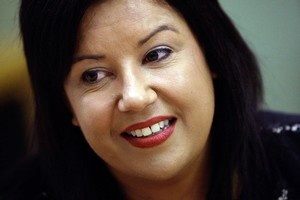 Paula Bennett believes journalists, film editors and advertising creatives are 'turning down available work to follow an artistic dream'. Photo / APN