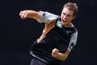 New Zealand bowler Tim Southee. Photo / Brett Phibbs