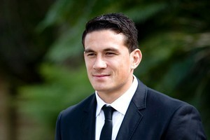 Rugby star Sonny Bill Williams says he's single. Photo / Dean Purcell