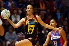Jodi Todd and the Magic lost their 2011 semifinal across the Tasman to the Firebirds. File photo / Mark McKeown