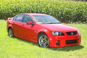 Holden Commodore. Photo / Supplied