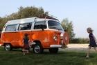 The Volkswagen Kombi. Photo / Supplied
