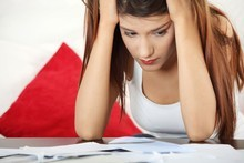 The suddenly single can struggle to make ends meet. Photo / Thinkstock