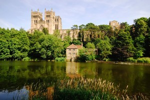 A view of Durham Cathedral from the River Wear. Photo / Thinkstock