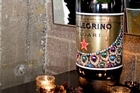 San Pellegrino's limited edition bottle of sparking mineral water was designed by the House of Bulgari. Photo / Supplied