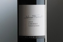2005 John Forrest Cabernet Sauvignon, $70. Photo / Supplied