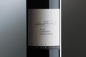 2005 John Forrest Cabernet Sauvignon, $70. Photo / Supplied