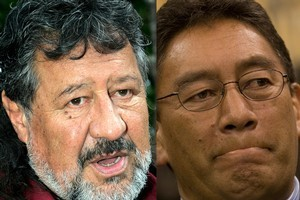 Pita Sharples' Maori Party and Hone Harawira's Mana Party are set for a face-off. Photo / File