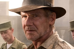 Harrison Ford says he's up for another Indiana Jones movie. Photo / Supplied