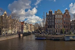 The Dylan hotel is located on the Unesco-protected Keizersgracht (the Emperor's Canal). Photo / Thinkstock