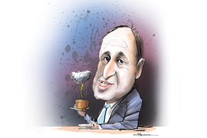 Prime Minister John Key faces a tougher election fight than expected. Picture / Rod Emmerson