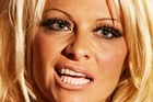 Pamela Anderson is set to play the Virgin Mary in a new TV comedy show. Photo / Greg Bowker