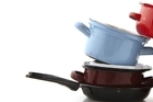 More expensive pots and pans generally do have a longer life. Photo / Thinkstock