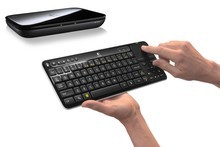 Logitech's Revue set top box for Google TV was a sweet piece of kit, but a 'big mistake'. Photo / Supplied
