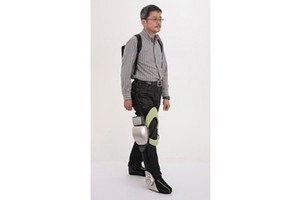 New robot technology may help the disabled walk again. Photo / Supplied
