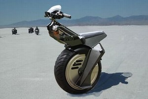 The Ryno electric motorbike. Photo / Supplied