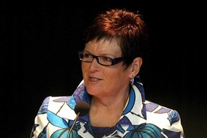 Former Prime Minister Jenny Shipley is pushing for a change to stock exchange rules over gender declaration. Photo / APN
