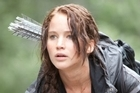 Jennifer Lawrence stars in The Hunger Games. Photo / Supplied