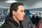 All Black Zac Guildford has arrived back in New Zealand vowing to change his boozing ways and apologising for his drunken behaviour in Rarotonga.